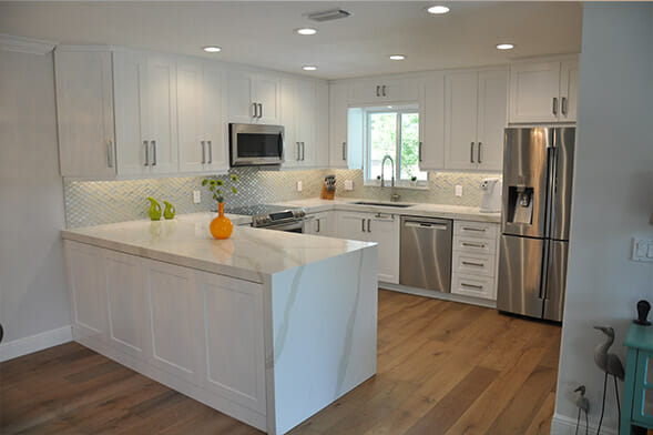25 Inspiring Kitchen Ideas for your Northern Virginia ...